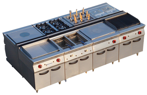 Commercial Kitchen Equipment Manufacturers India Hotel Canteen ...